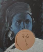 oil on canvas, 60X50 cm