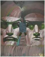oil on canvas, 190X150 cm